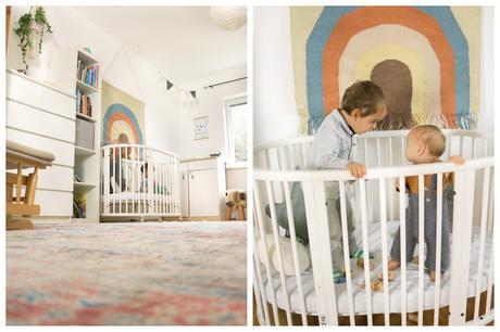 Real life babys schlaf monate update werbung stokke