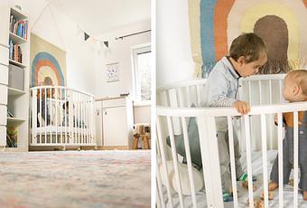 Real life: babys schlaf 8 monate update *werbung stokke