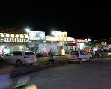 In Sihanoukville mit den Chinesen leben