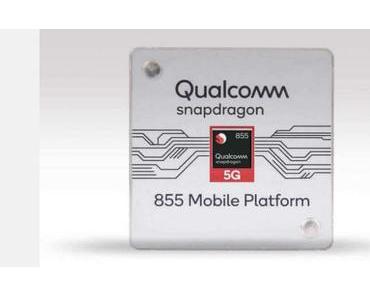Qualcomm Snapdragon 855: Offiziell vorgestellt, technische Details folgen heute