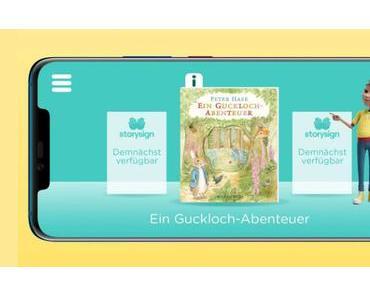 Huawei lanciert StorySign für gehörlose Kinder