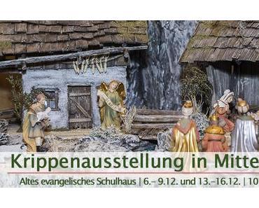 Termintipp: Krippenausstellung in Mitterbach 2018