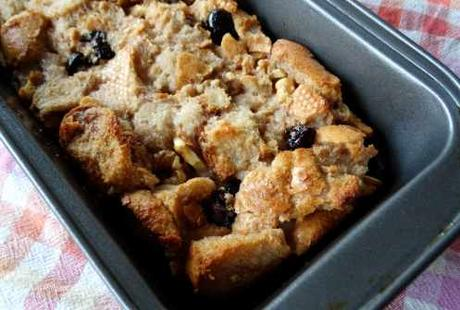 Brotkuchen aka Bread & Butter Pudding