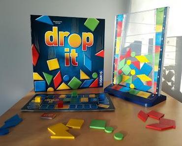 """Spielspaß mit """"Drop It"""" von Kosmos (Werbung mit Verlosung)"""