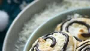 Super saftige Kokos Makronen