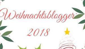 Weihnachtsblogger 2018 Türchen
