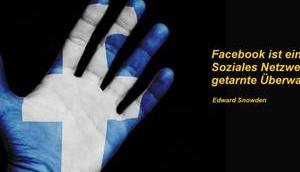 Italien: Euro Strafe Facebooks Datenklau