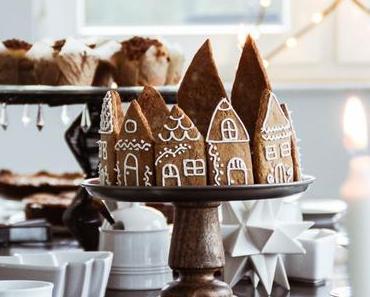 Sachertorte mit Lebkuchenrand Skyline – Beste Festtagstorte zur Weihnachtszeit