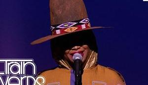 Erykah Badu singt Medley Soul Train Awards 2018