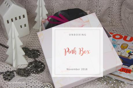 Pink Box - Nude is the new Pink - unboxing