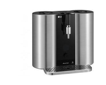 LG HomeBrew: Kapselbasiertes Gerät zum Selberbrauen von Bier angekündigt