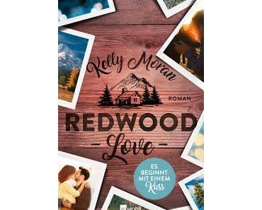 [Rezension] Redwood Love, Bd.2: Es beginnt mit einem Kuss - Kelly Moran