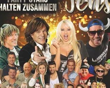 Benefiz-Party für die Familie von Jens Büchner
