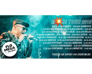 Videopremiere: Flo Mega – BÄM (Da isser) feat. Kwam.E, Chefboss & Das Bo