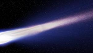 Komet 46P-Wirtanen gibt Weihnachtsstern