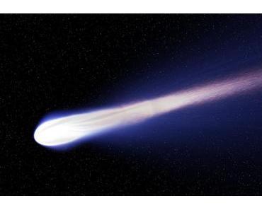 Der Komet 46P-Wirtanen gibt den Weihnachtsstern