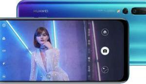 Huawei Nova Loch-Display Kirin offiziell