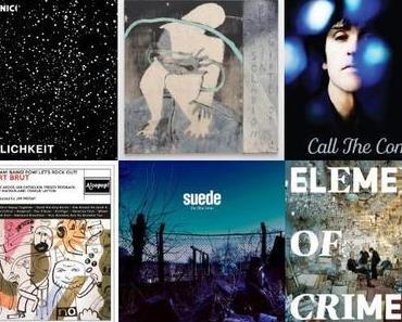 JAHRESPOLL: Das sind die besten Alben 2018