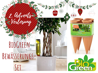 4. Adventsverlosung mit BIOGREEN