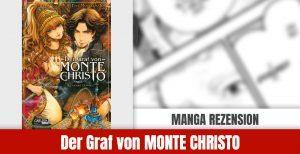 Review: Der Graf von MONTE CHRISTO | Manga