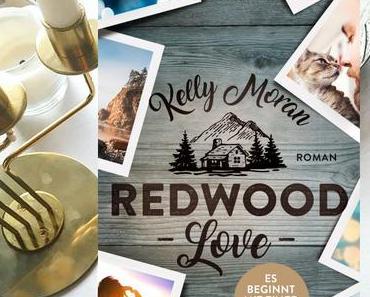 |Rezension| Kelly Moran - Redwood 3 - Es beginnt mit einer Nacht