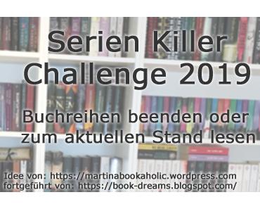 [Challenge] Serien Killer 2019