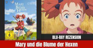 Review: Mary und die Blume der Hexen | Blu-ray