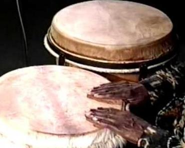 Video: How to produce the voices of the drum, Gun, Go Do, Pa Ta method • by Babatunde Olatunji