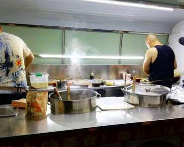 Chinesisches Essen in Sihanoukville – der 2. Versuch