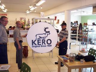 Wir gratulieren! Kero wird 90!