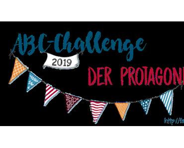 Challenge: ABC-Challenge der Protagonisten 2019