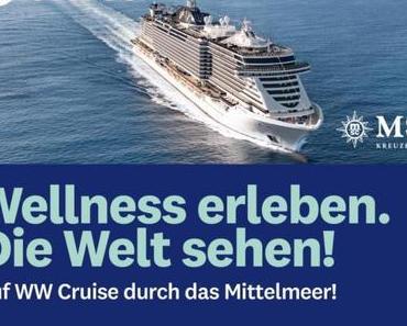 WW – ehemals Weight Watchers – Cruise mit der MSC Seaview