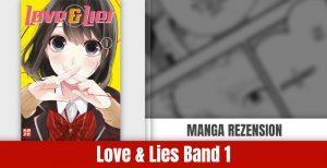 Review Love Lies Band