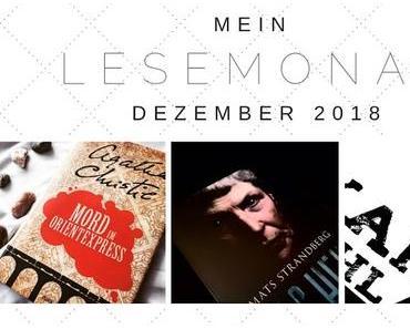 Lesemonat [12|2018]