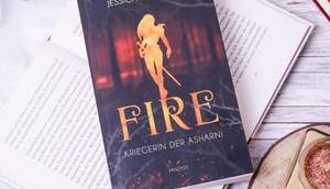 [Rezension] Fire Kriegerin Asharni