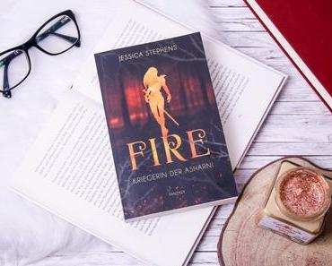 [Rezension] Fire – Kriegerin der Asharni