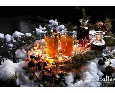 Magische Winterrezepte für Körper, Seele und Geist