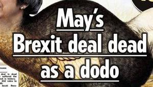 Theresa größte Niederlage Geschichte
