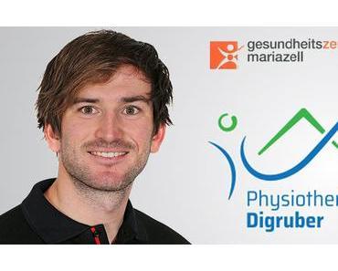 Physiotherapie im Gesundheitszentrum Mariazell mit Eric Digruber