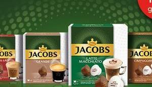 Brandnooz sucht Produkttester Jacobs Vielfalt Nescafé® Dolce Gusto®* System