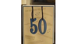 50ten Geburtstag