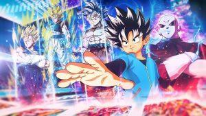 Super Dragon Ball Heroes World Mission-Videogame kommt nach Deutschland