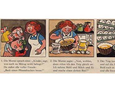 Wie macht man eigentlich… dicke fette (süsse) Pfannkuchen?