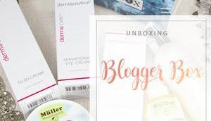 Blogger Club Sothys Box, dermaceutical, Drogerie Müller
