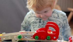 kleine Ingenieure: Eichhorn Constructor PISTENRAUPE VERLOSUNG