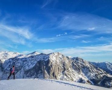 Das Ausseerland auf Ski entdecken