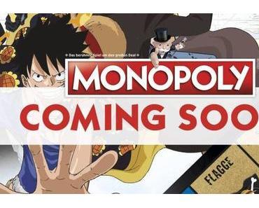 Monopoly – Bald auch als One Piece Version erhältlich