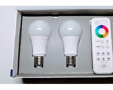 Smarte Lampen von Tint-Müller bei ALDI