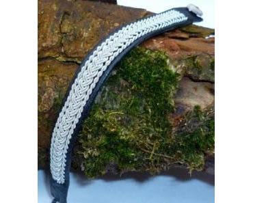 So sehen echte Saami Crafts Schwedenarmbänder aus!