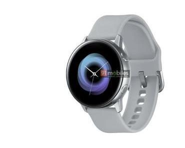Samsung Galaxy Watch Active: Neue Tizen-Smartwatch ohne drehbarer Lünette?